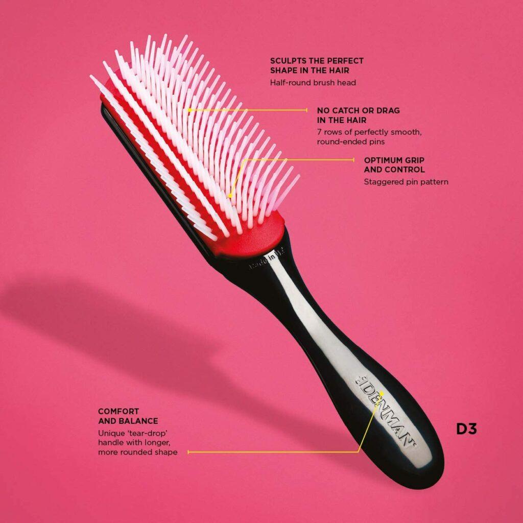 Denman-Brush-D3-info