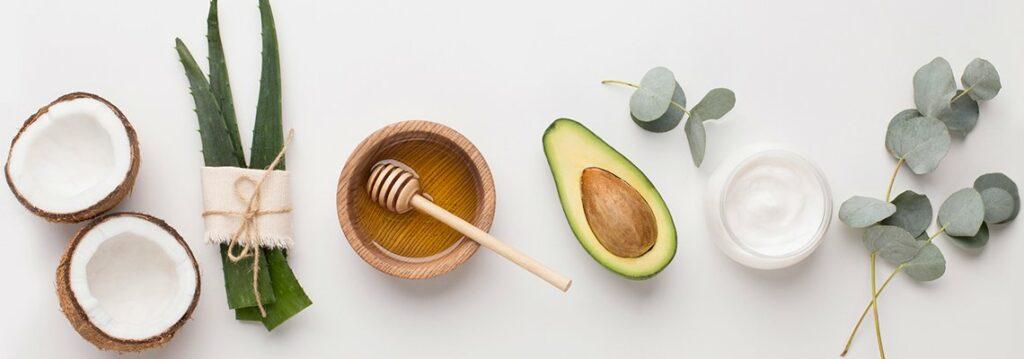 Natuurlijke ingrediënten in haarverzorging en haarproducten