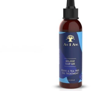 As I Am Dry & Itchy Olive & Tea Tree Oil Treatment