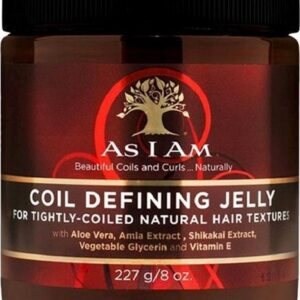 As i Am Naturally Coil Defining Jelly 227 gr