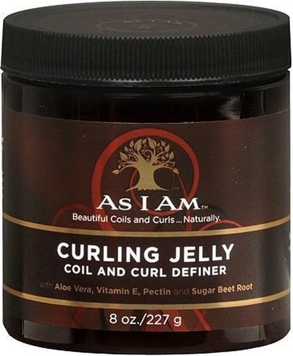 As i Am Naturally Curling Jelly Coil and Curl Definer 227 gr