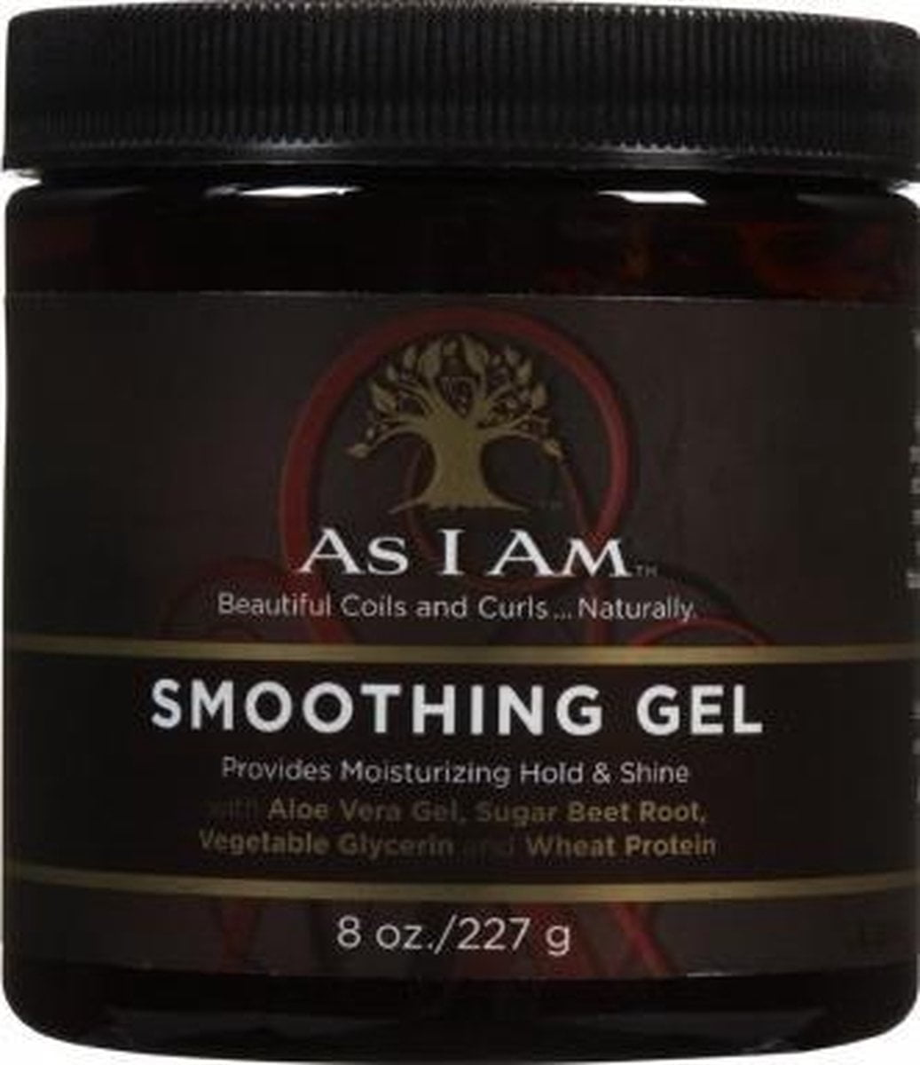 As i Am Naturally Smoothing Gel 227 gr