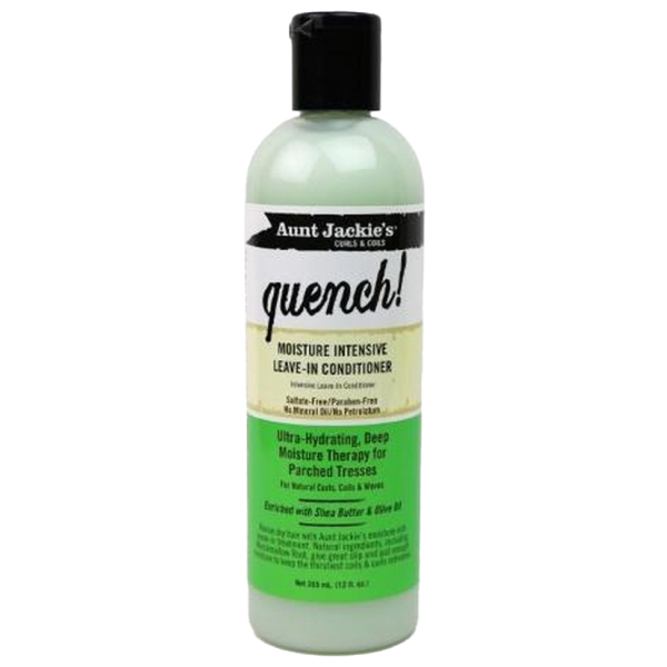 Aunt Jackie's Quench Leave-In Conditioner 12oz.