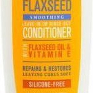 Cantu Flaxseed Smoothing Leave-In or Rinse Out Conditioner 400 ml