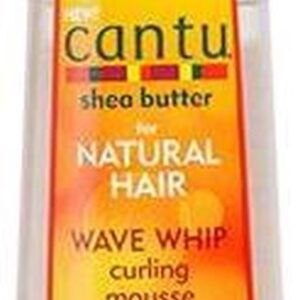 Cantu for Natural Hair Wave Whip Curling Mousse 248 ml