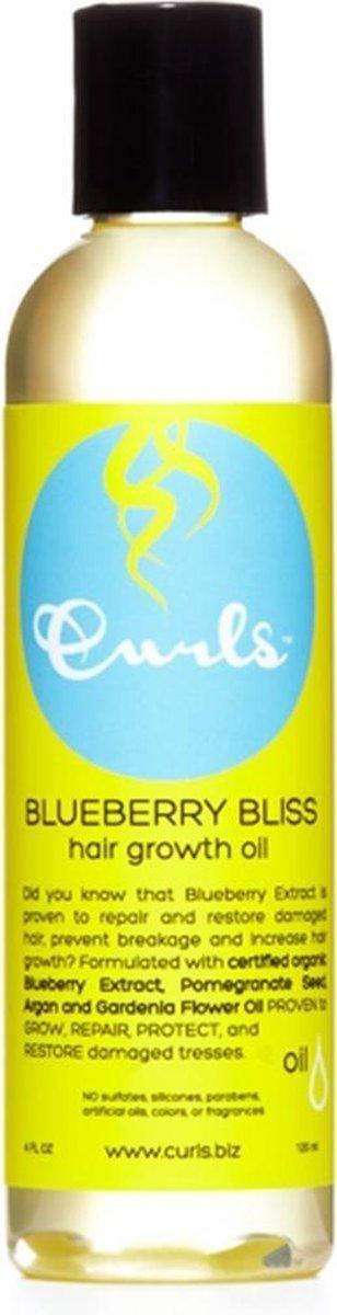 Curls Blueberry Bliss Hair Growth Oil 120ml