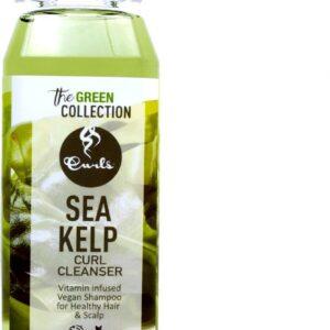 Curls - Green Tea Collection - Sea Kelp Curl Cleanser -Shampoo Krullend Haar- 237ml