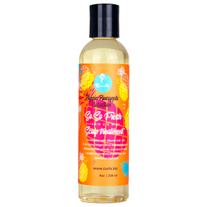 Curls Poppin Pineapple Collection Scalp Treatment 4oz