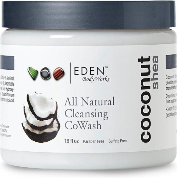 Eden Bodyworks Coconut Shea Cleansing Co Wash 443 gr