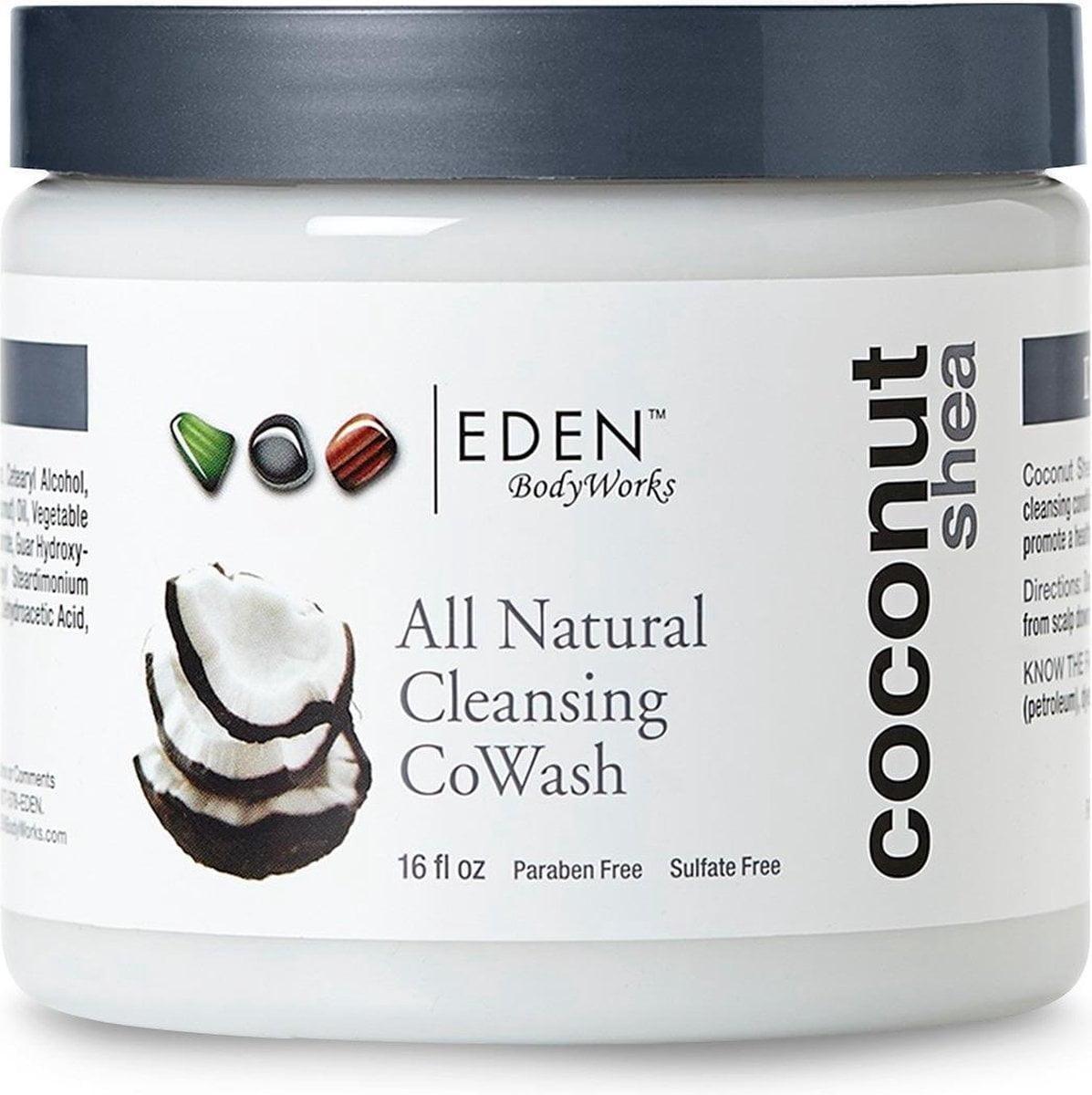 Eden Bodyworks Coconut Shea Cleansing Co Wash 443 gr