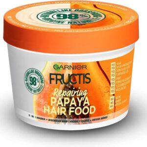Garnier Fructis Hairfood Papaya- Masker 390ML