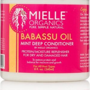 Mielle Organics Babassu Oil & Mint Deep Conditioner 240 ml
