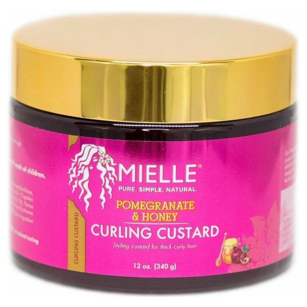 Mielle Organics Pomegranate&Honey Curling Custard 340gr
