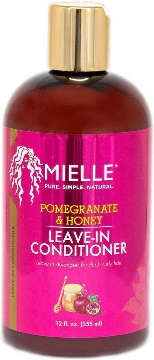Mielle Organics Pomegranate&Honey Leave-in Conditioner 355ml