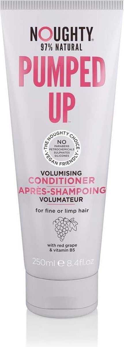 Noughty Pumped Up Volumizing Conditioner 250 ml