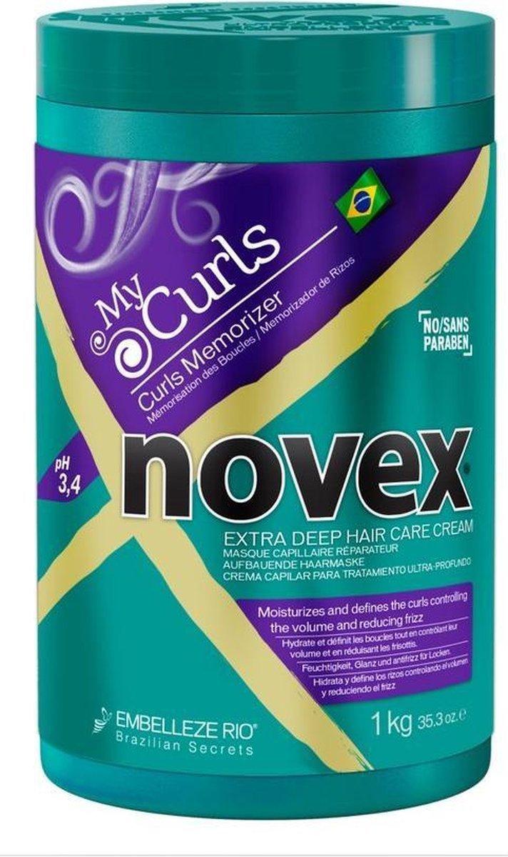 Novex My Curls Hair Masque 400gr