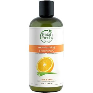 Petal Fresh Aloe & Citrus Shampoo droog & beschadigd haar