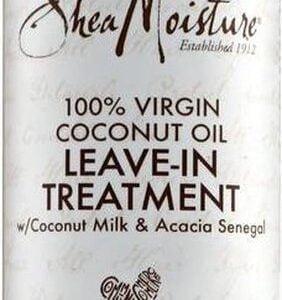 Shea Moisture 100% Virgin Coconut Oil Leave-in Treatment 237ml