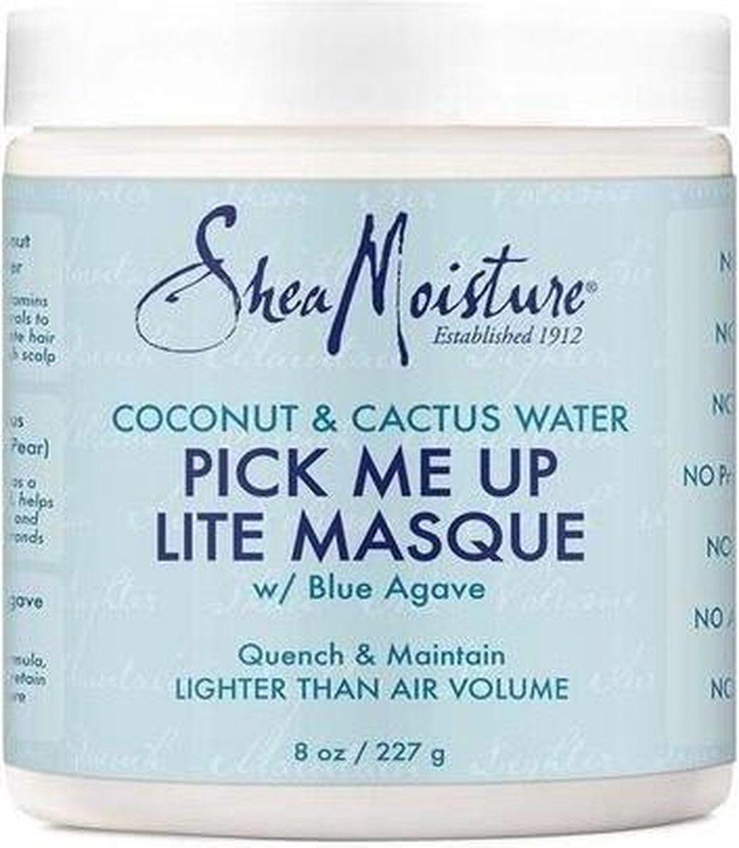 Shea Moisture Coconut & Cactus Water Pick Me Up Lite Masque 227gr
