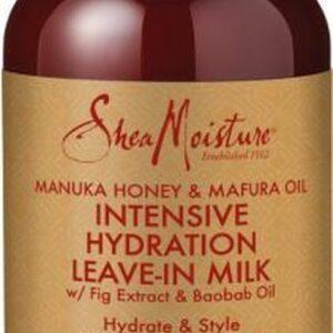 Shea Moisture Manuka Honey & Mafura Oil Intensive Hydration Leave-in Milk 237ml