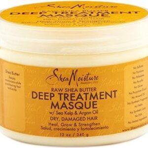 Shea Moisture Raw Shea Butter Deep Treatment Mask 355 ml