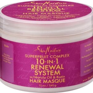 Shea Moisture Superfruit Complex 10-in 1 Renewal System Masque 340 gr