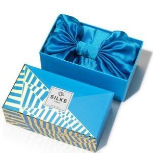 Silke Hairwrap - Package - Blue