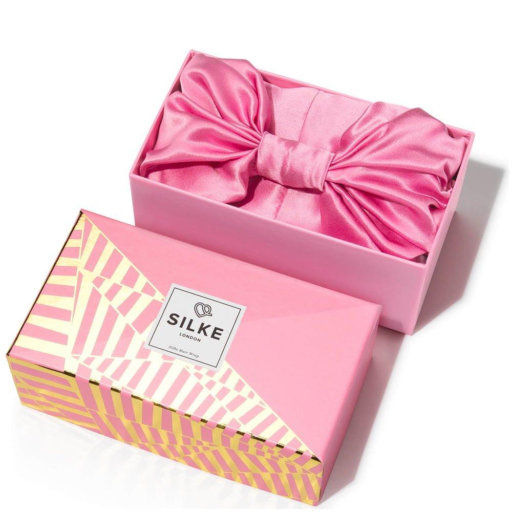 Silke Hairwrap - Package - Pink