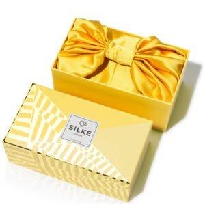 Silke Hairwrap - Package - Yellow