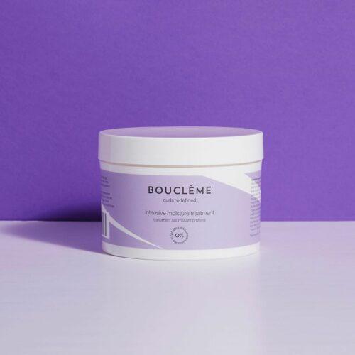 Boucleme intensive moisture treatment