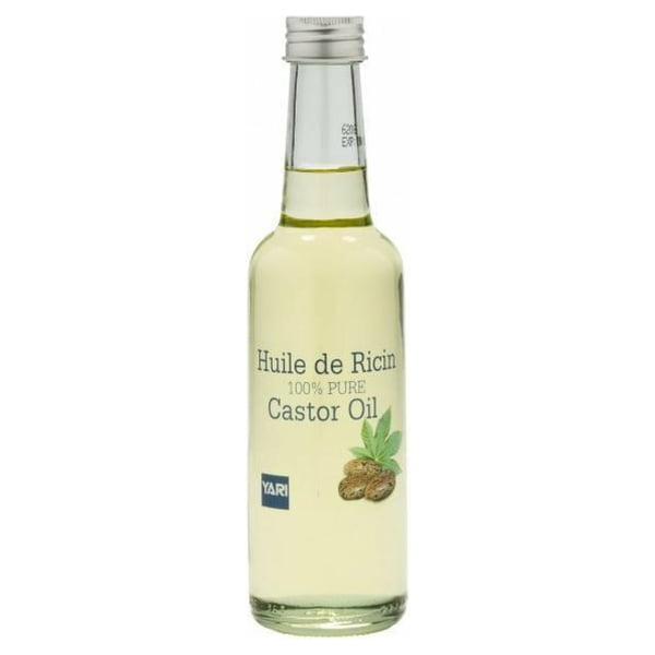 Yari 100% Pure Castor Oil 250 ml
