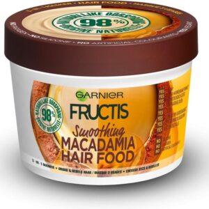 Garnier Fructis Hairfood Macadamia -Masker 390ML