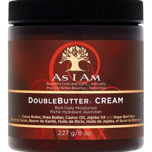 AS I AM Naturally, Classic Collection Double Butter 8oz