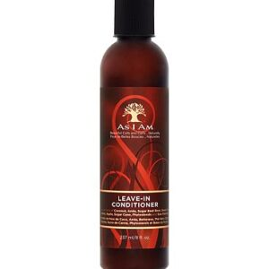 AS I AM Naturally, Classic Collection Leave in Conditioner 8oz