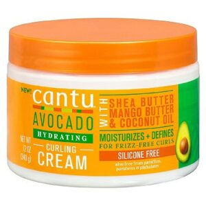 Cantu Avocado Hydrating Curling Cream 340g
