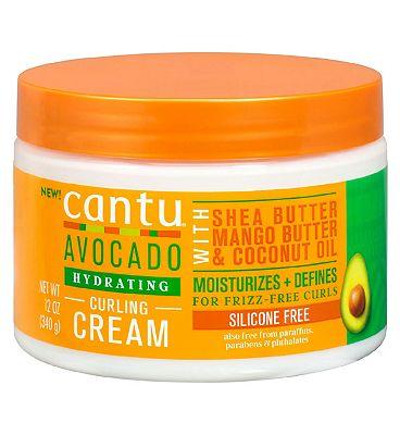 Cantu Avocado Hydrating Curling Cream 340g