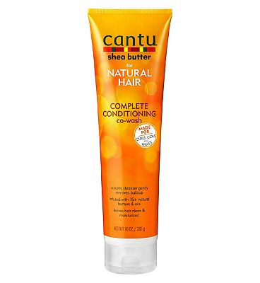 Cantu Shea Butter for Natural Hair Complete Conditioning Co-Wash 283g