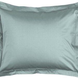 Essenza - Katoen-satijn - Kussensloop - 60x70 cm - Dusty Green
