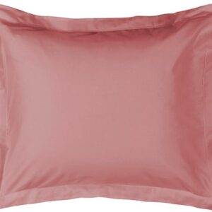 Essenza - Katoen-satijn - Kussensloop - 60x70 cm - Dusty Rose