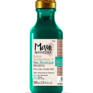 Maui Moisture Colour Protect Sea Minerals Shampoo 385ml
