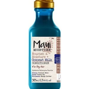Maui Moisture Nourish & Moisture Coconut Milk Conditioner 385ml