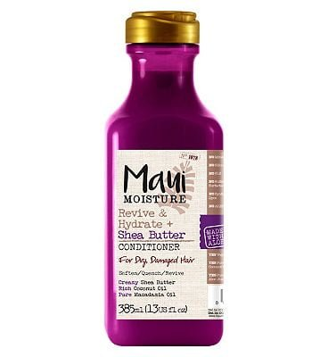 Maui Moisture Revive & Hydrate Shea Butter Conditioner 385ml