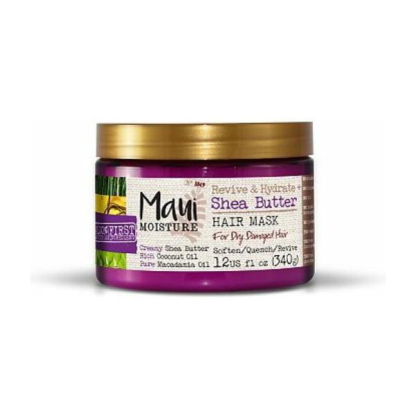 Maui Moisture Revive & Hydrate Shea Butter Mask 340g