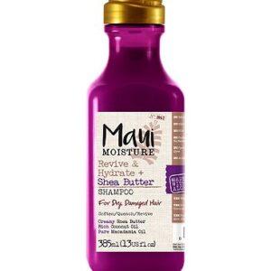 Maui Moisture Revive & Hydrate Shea Butter Shampoo 385ml