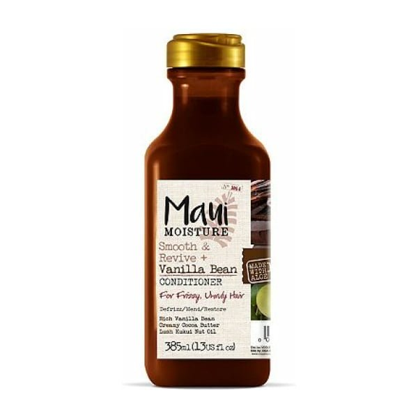 Maui Moisture Smooth and Revive Vanilla Bean Conditioner 385ml