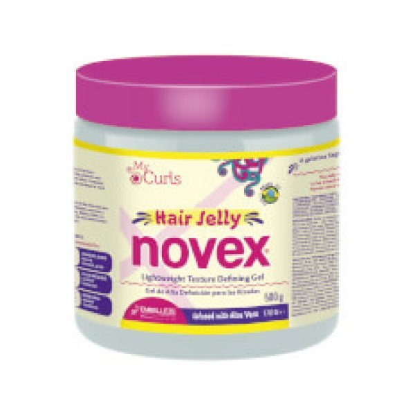 Novex My Curls Super Fixing Jelly 500g