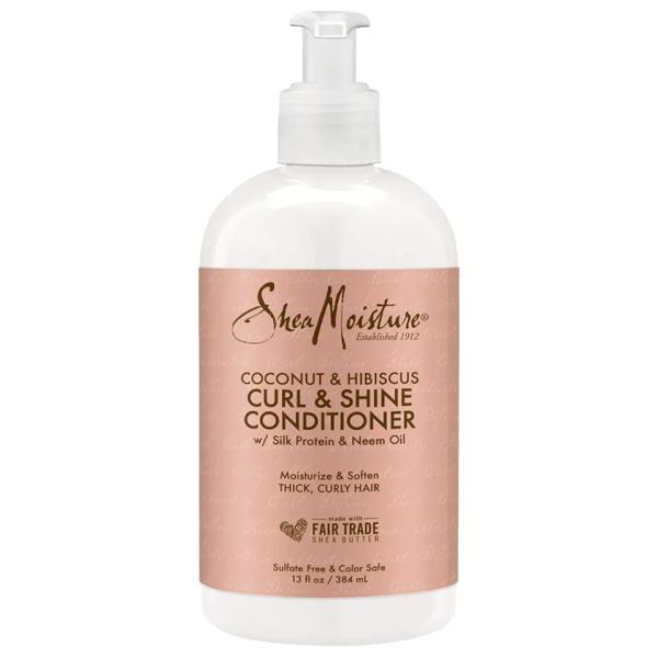 Shea Moisture Coconut & Hibiscus Curl & Shine Conditioner