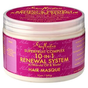 Shea Moisture SuperFruit Complex 10-IN-1 Multi-Benefit Hair Masque
