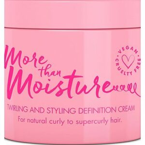 Umberto Giannini Coily Curls Moisture Twirling and Styling Cream