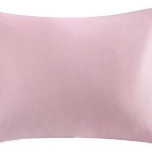 Zijde kussensloop - roze - 66 cm x 51 cm - 100% Zijden - Moerbei - YOSMO